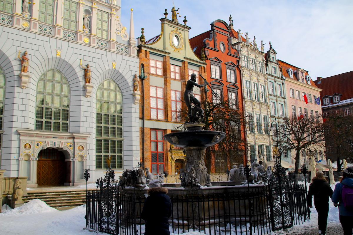 Gdańsk - sektor MICE prawie zamarł