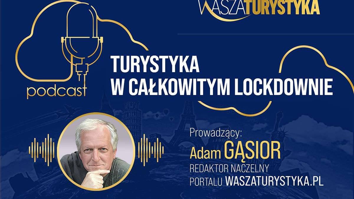 podcast 2 waszaturystyka Adam Gąsior