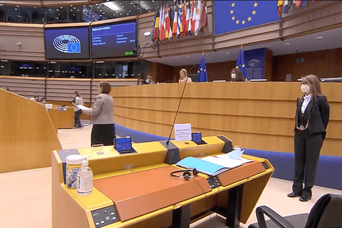 paszport-covidowy-parlament-europejski