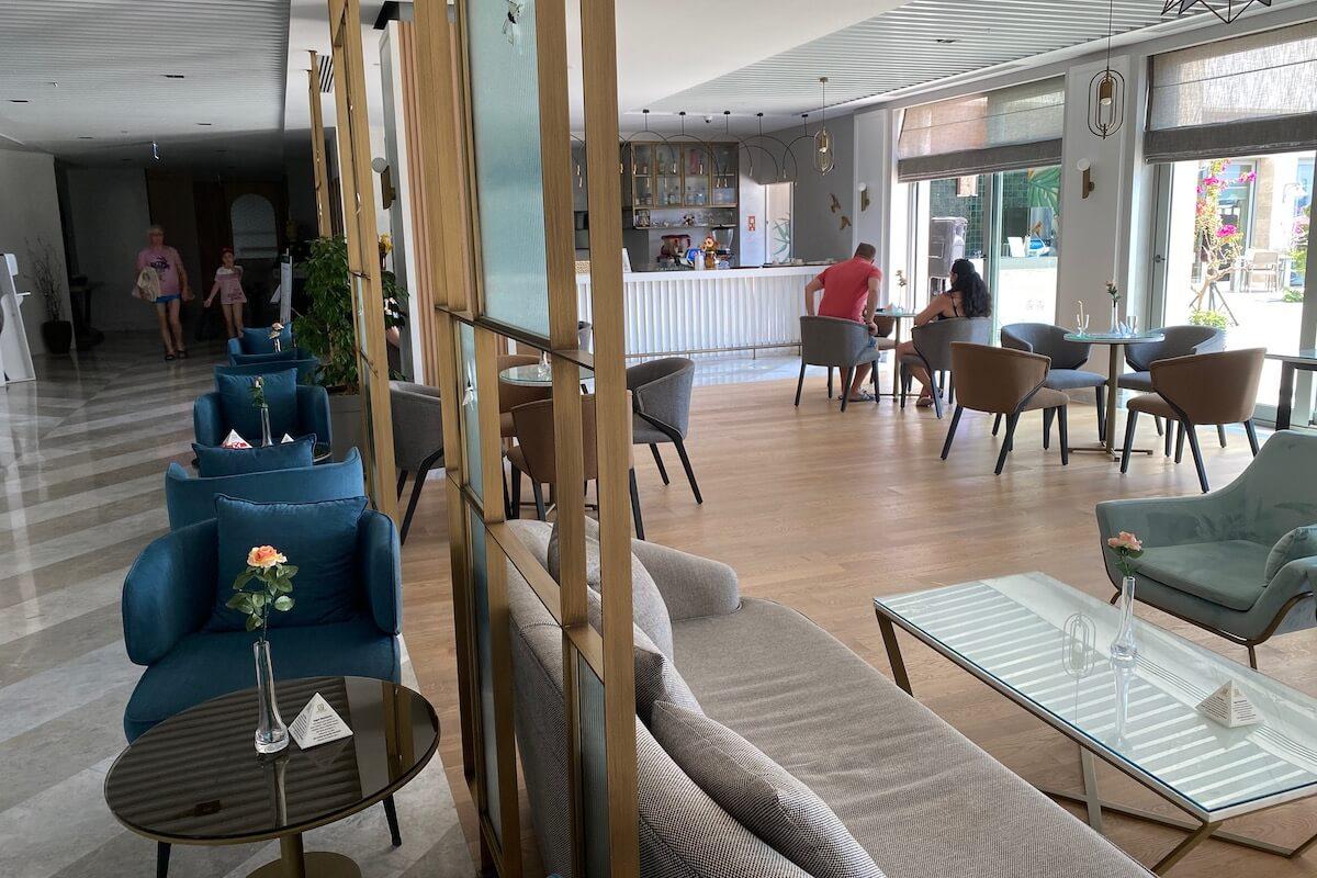 Lobby hotelu Fame Residence Kemer