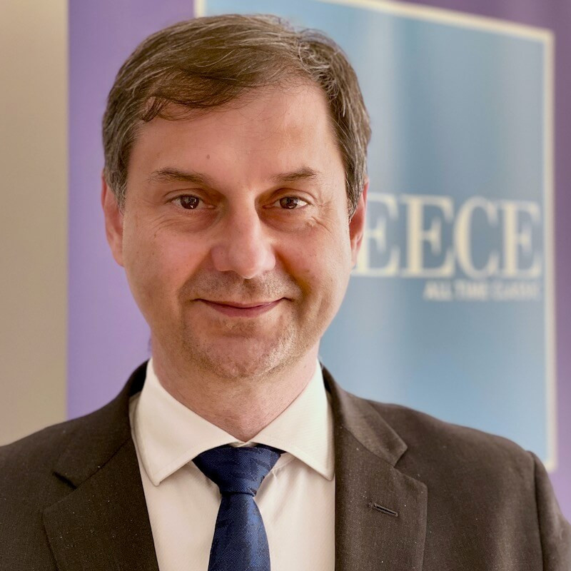 Harry Teocharis, minister tourism Greece
