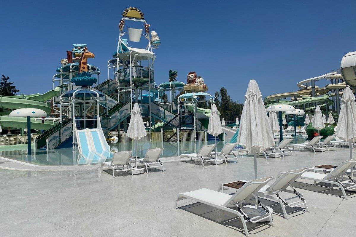 Aquapark hoteli Paloma