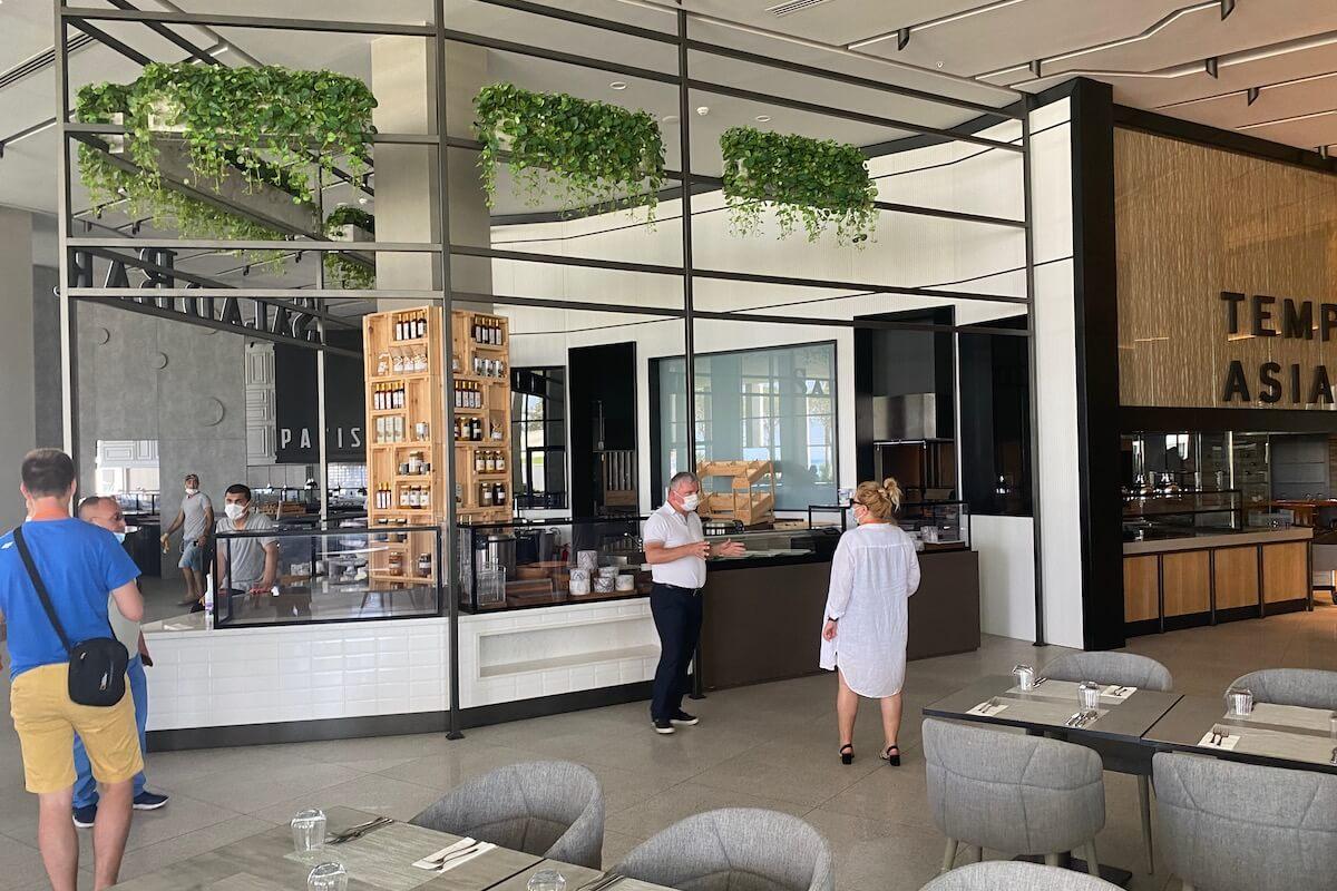 "Restauracja ""Kitchen"" w Paloma Finesse"