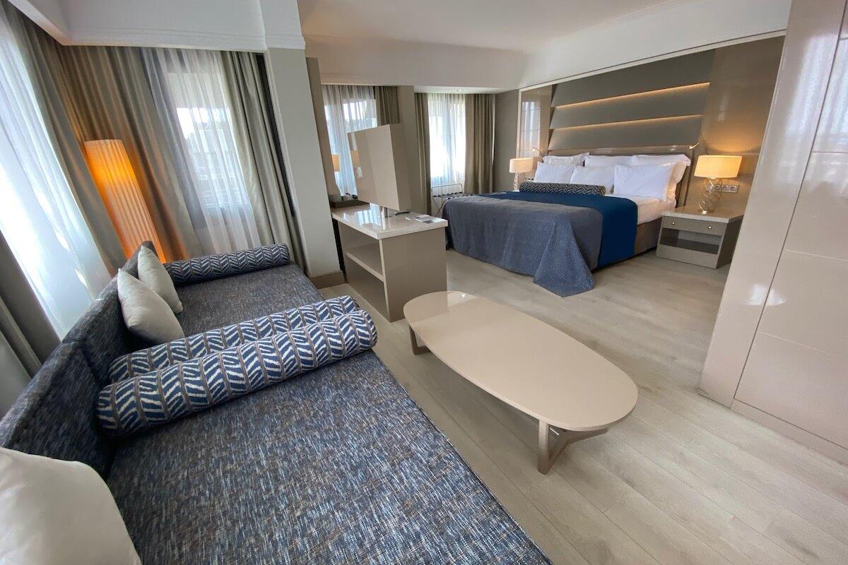 Junior suite w Paloma Foresta