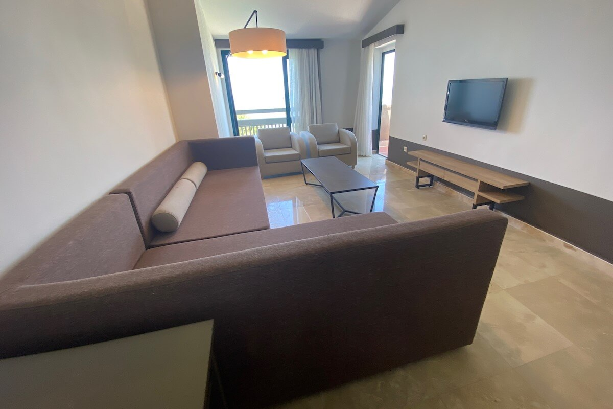 Paloma Perissia pokój family suite