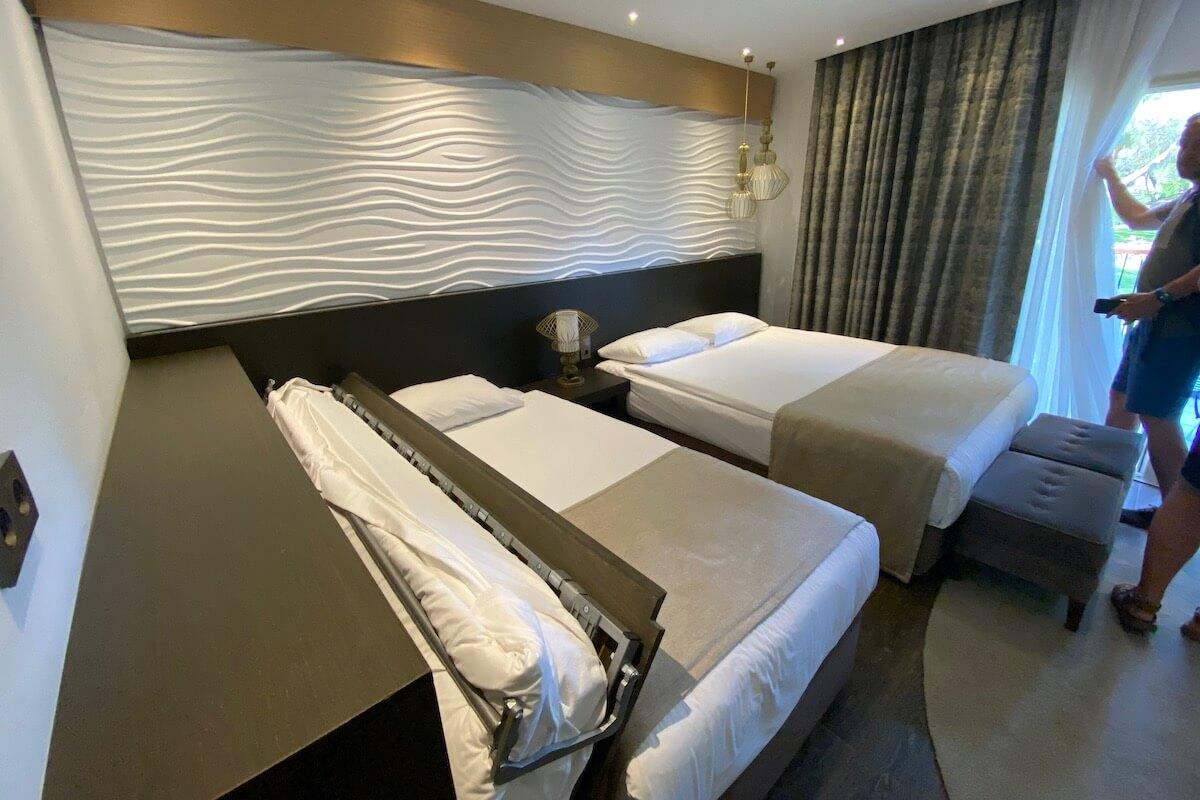 Pokój klubowy standard w hoteli Papillon Belvil