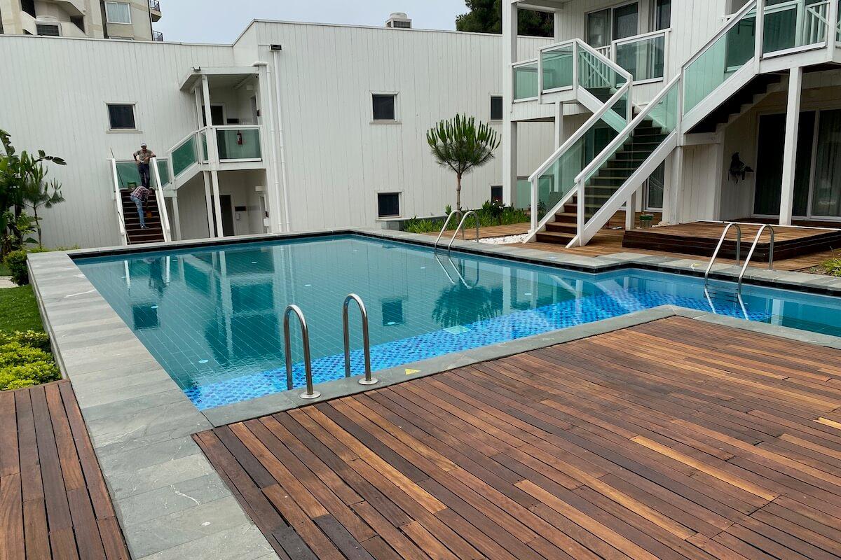 Papillon Zeugma - basen w luxury pool suite