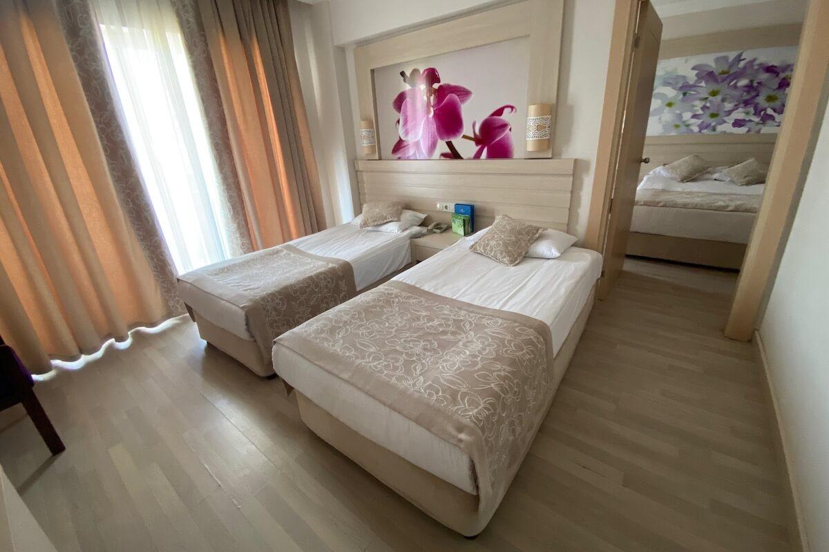 Seaden Corolla - pokój typu family