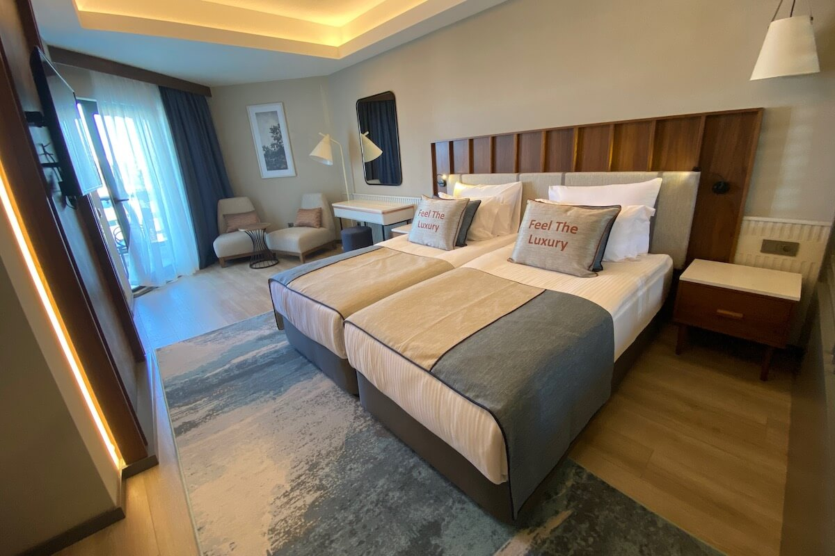 Seaden Quality - pokój deluxe family