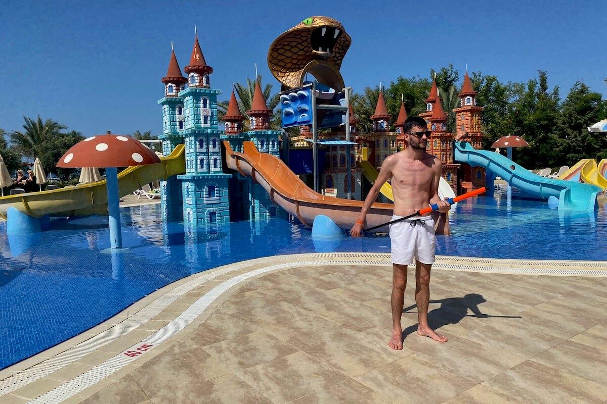 Aquapark w Seaden Sea Planet