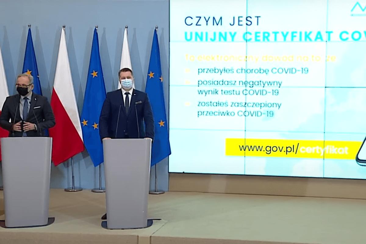 certyfikat-zdrowotny-polsce