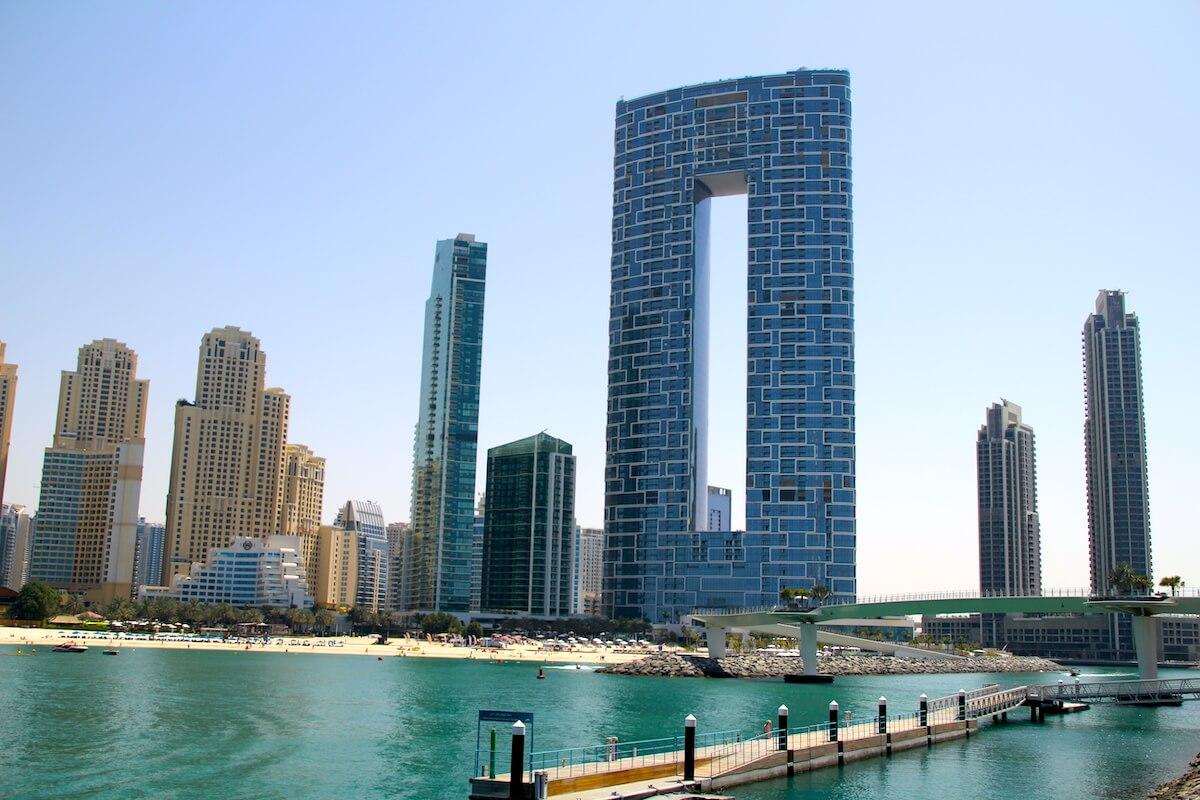 Dubaj - turyści wrócili