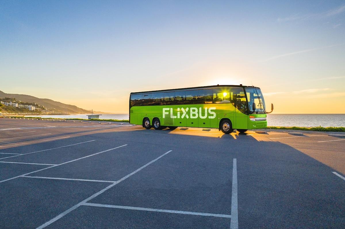 FlixBus kontynuuje ekspansję światową - wchodzi do Brayzlii