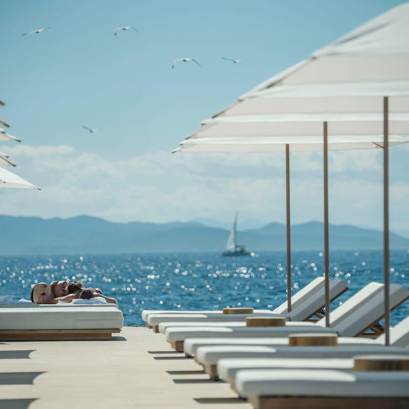 Hotel Four Seasons, Grecja