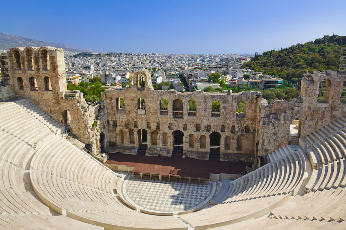 Herodion Grecja