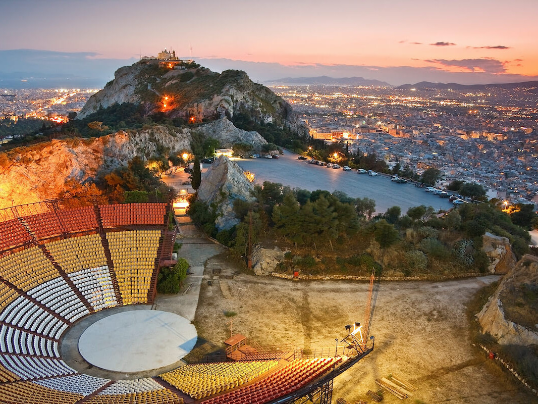 Lykabettos, Grecja