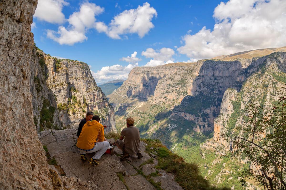 Epir: Vikos Gorge Oxia