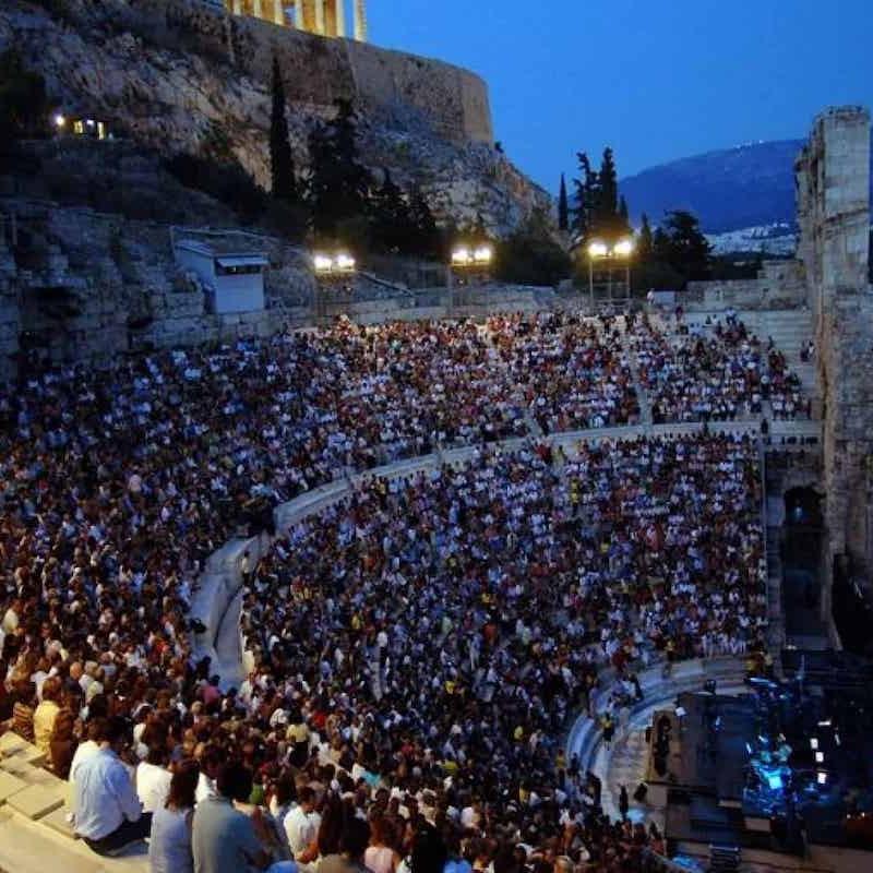 Grecja Athens & Epidaurus Festival