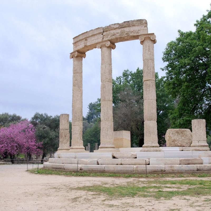 Olimpia, Grecja