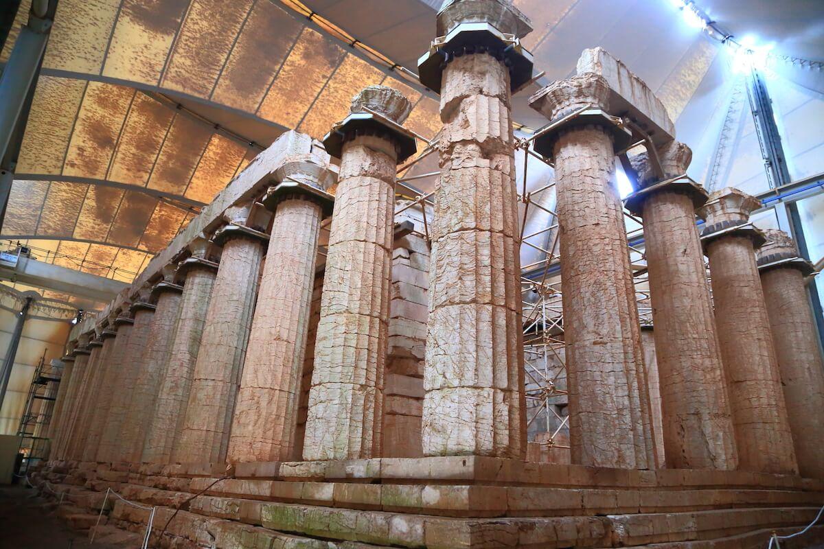 Świątynia Apolla Epikuriona