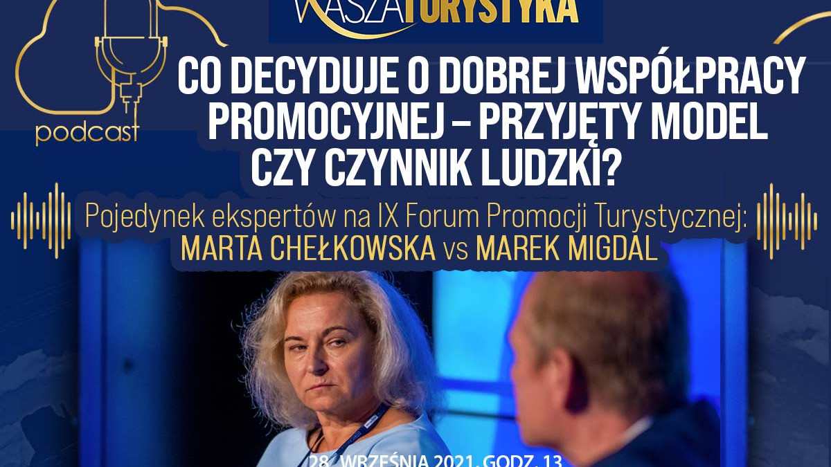 pojedynek ekspertów Marta Chełkowska Marek Migdal