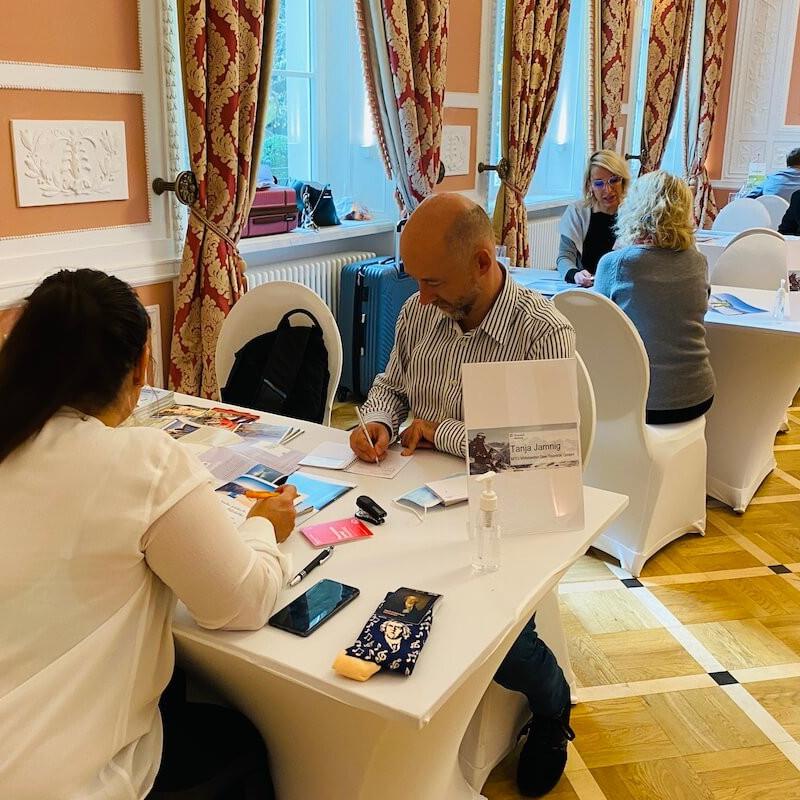 Workshop Austria.info w hotelu Bellotto w Warszawie