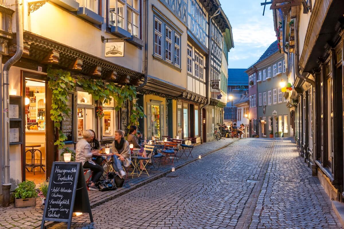 Erfurt: przerwa na kawę, czyli zwiedzanie miasta w trybie slow