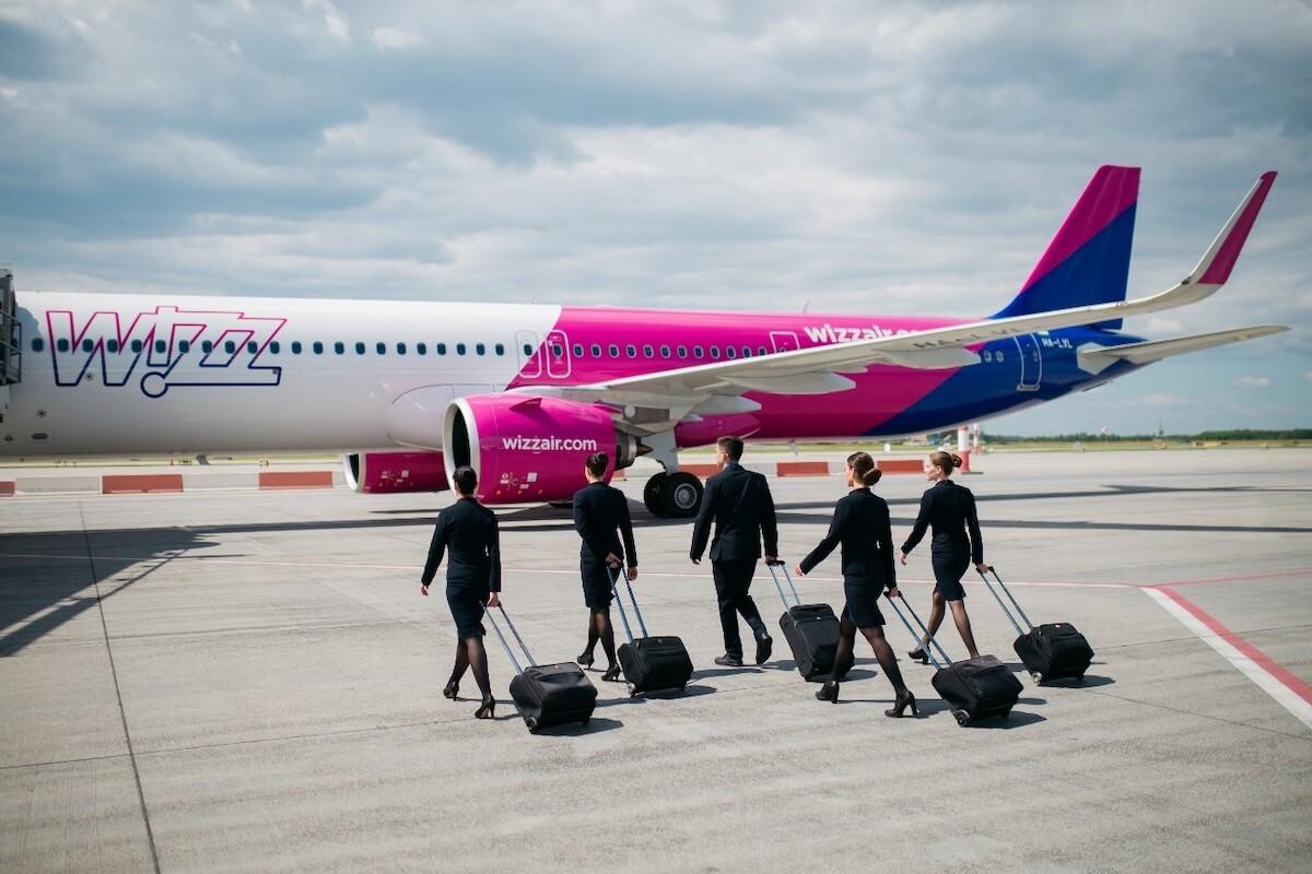 Wizz Air: wracają wynagrodzenia sprzed pandemii