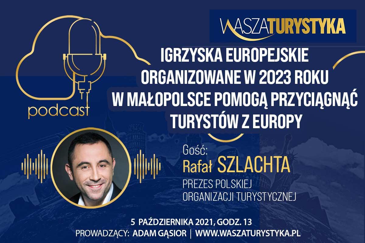 igrzyska europejskie polska organizacja turystyczna