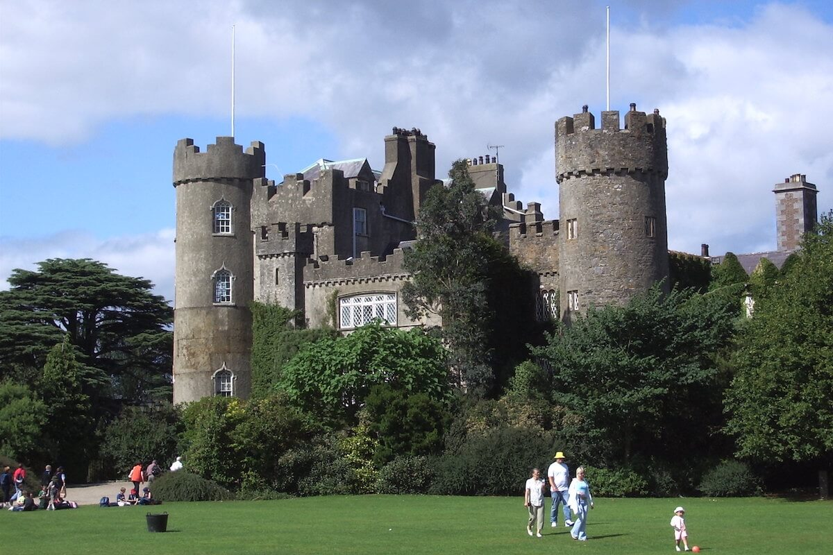 Zamek Dublin